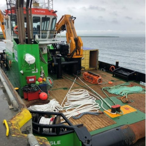 Diving Services for recovery and changeout of SUTU Subsea Termination Unit
