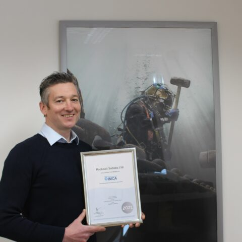 RockSalt Subsea accepted as member in IMCA for Diving Services