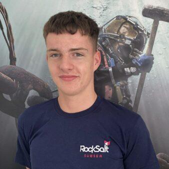 Jay Still, Dive Technician